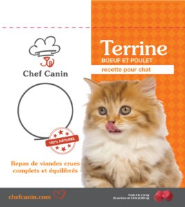 chef canin-chat