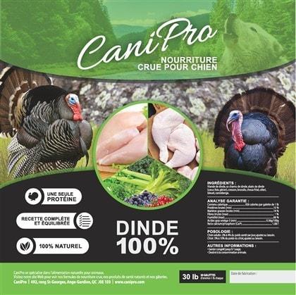 canipro-dinde 100%