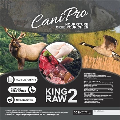 canipro-king raw 2
