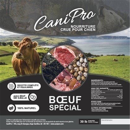 canipro-boeuf special
