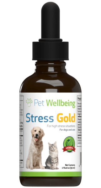 stress gold